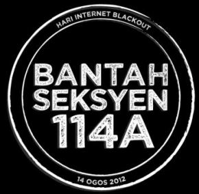 bantah 114a